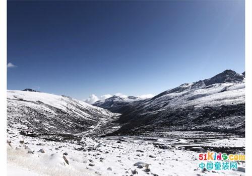 冬装研究所丨过节打卡之地,稻城亚丁