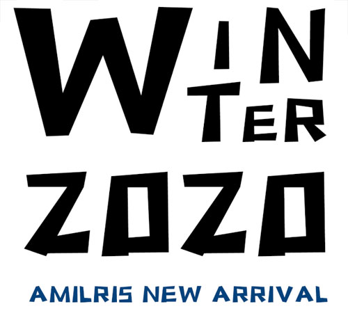 安米莉20冬装 谁要在日常生活里穿得普普通通呐?