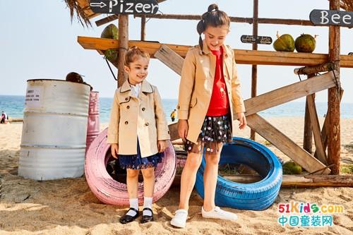 巴柯拉童装加盟 带来一个精彩的童装世界