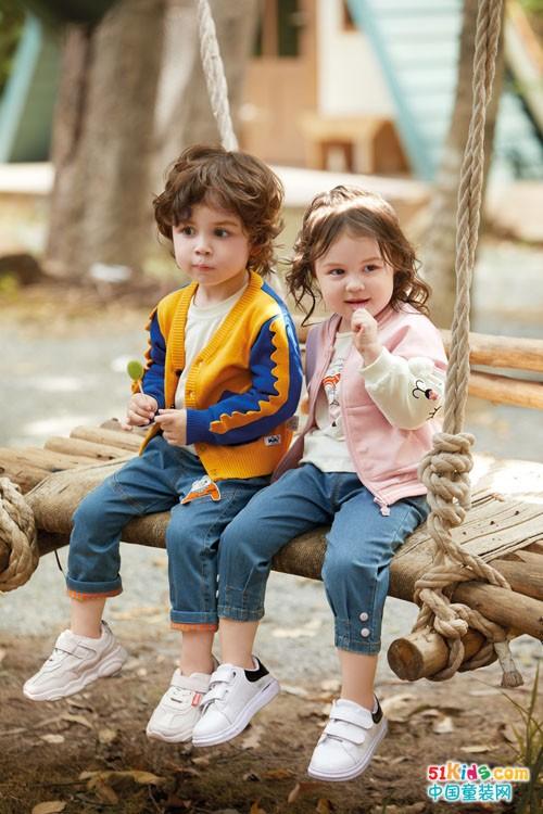 铅笔俱乐部童装 让七彩的童年伴随每一个孩子快乐成长