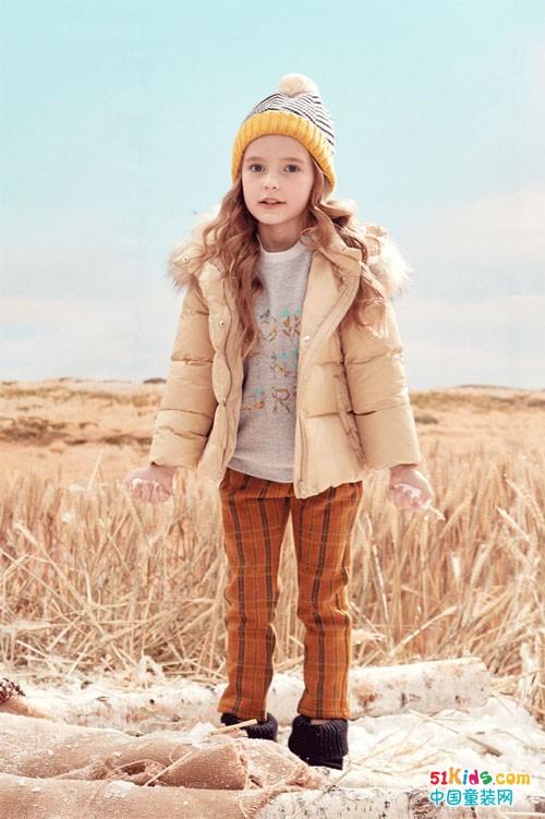 蒙蒙摩米羽绒服上新 这个冬天不冷了