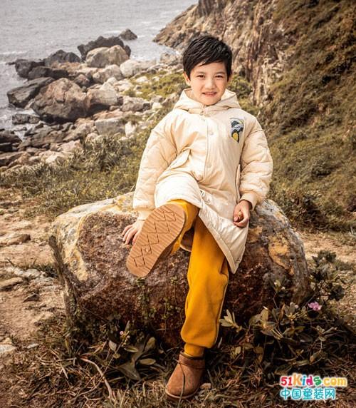 棉绘童装2020秋冬新款,追求个性品味自信文艺