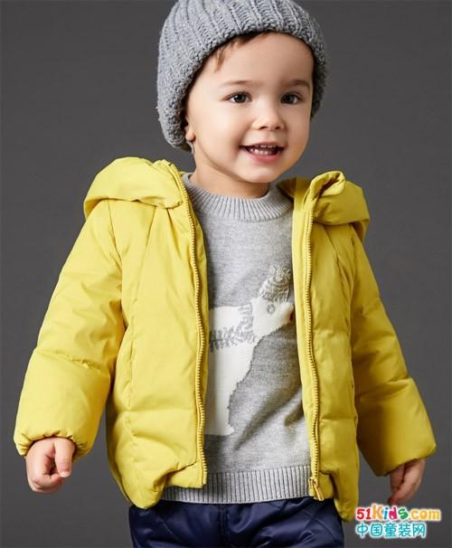 小孩子秋冬怎么穿?卓兒給你不一樣的選擇