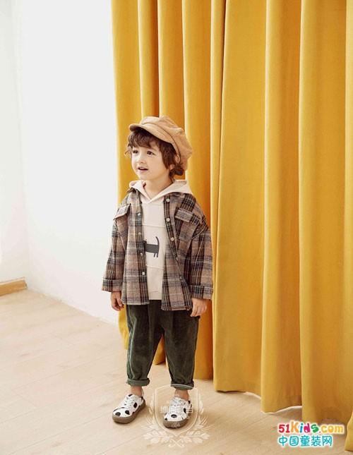 小嗨皮:只要品牌选得好,童装加盟没烦恼