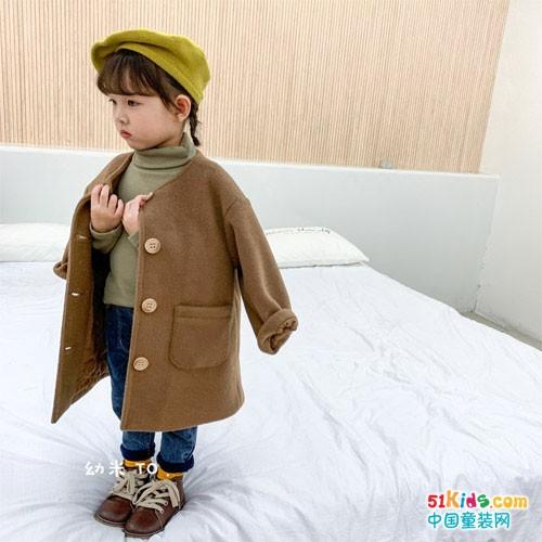 幼米童装丨褪去浮华轻裹棉衫,回归珍贵自然