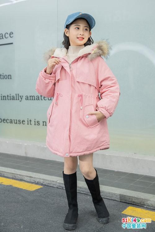 1+2=3童装冬季外套单品,颜值高的秋冬好物