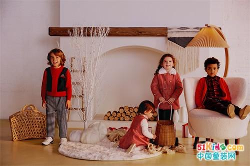 GB KIDS好孩子2020冬季新品上市啦 开启我们的冬天之旅