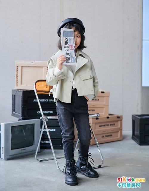 卡琪屋冬日潮范新装,谁是炫酷少年?