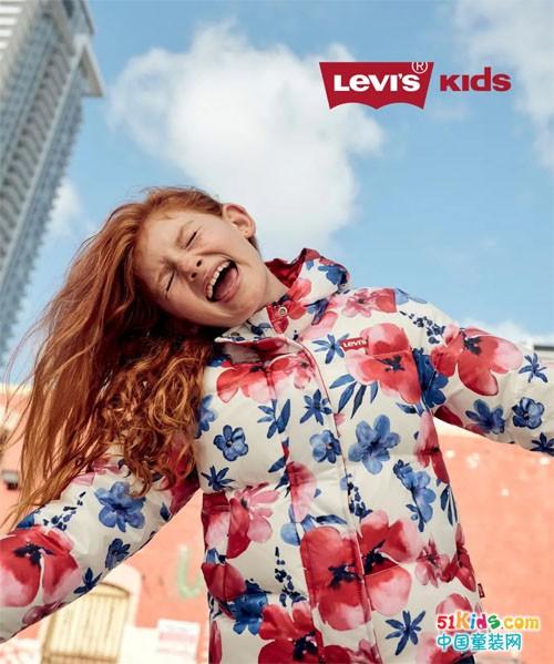 LEVIS李維斯丨冬日里的花花世界