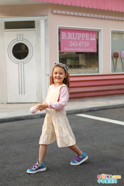 超甜新款来袭,让孩子更喜欢更自信,BANDZ班队长潮牌童鞋
