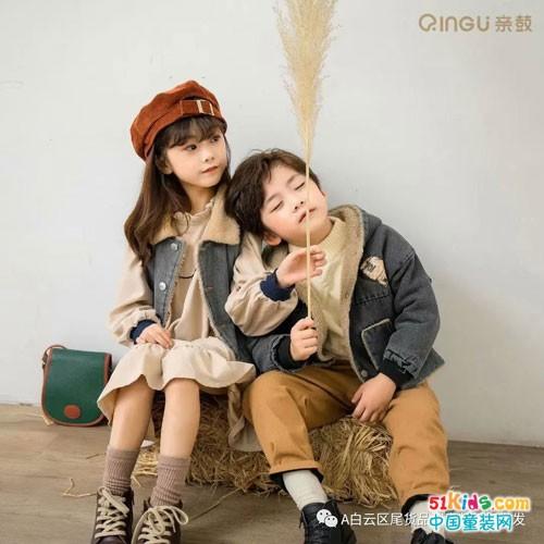 现在做品牌童装折扣店生意,大童还是小童的好?