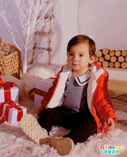 2020 GB KIDS冬天的神秘之旅 享受愛的童趣世界