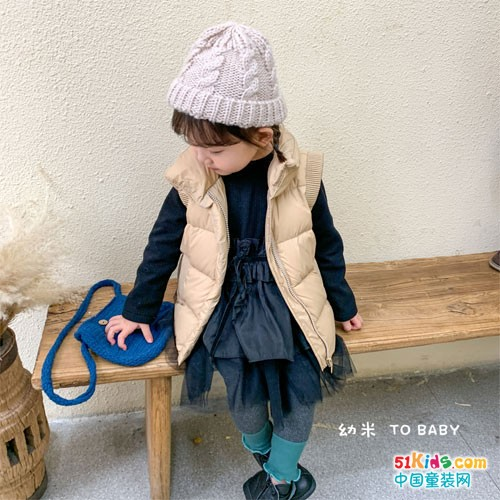 幼米童装 兼顾时髦而别致,凭实力刷屏冬日