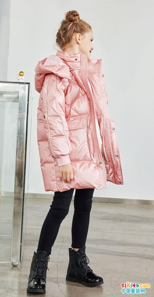 巴柯拉2020冬季新品 穿出典雅气质