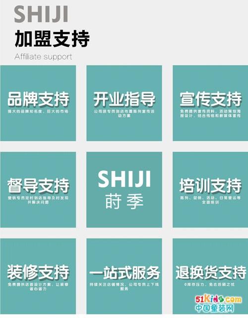 SHIJI莳季品牌童装8店连签,不一样的莳季美学空间带给您