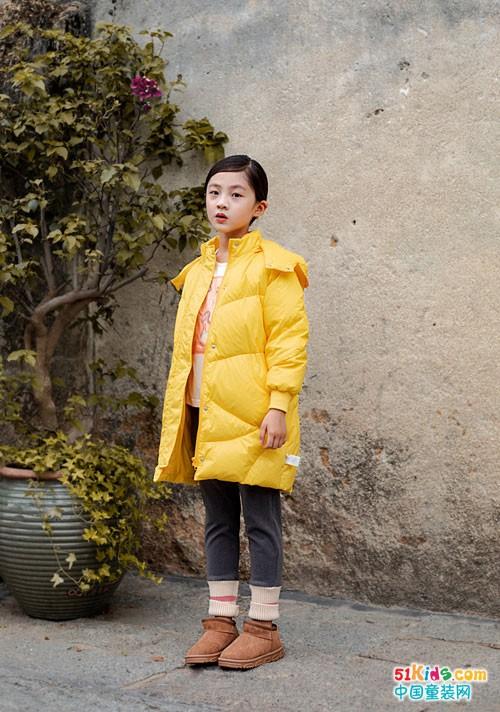 颜色温暖的棉绘冬季新品,给你更好的品质