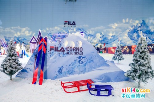 FILA KIDS冬日随型——滑雪传奇之旅 VIP感恩活动圆满结束