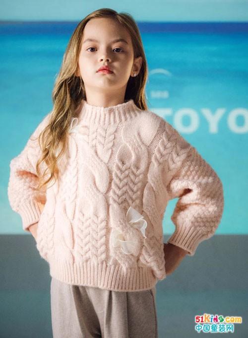 冬日必备的元气毛衣,一件开启温暖时光