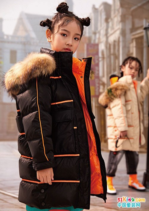 JOJO KIDS用时装满足孩子渴望体验时尚、探索世界的初衷
