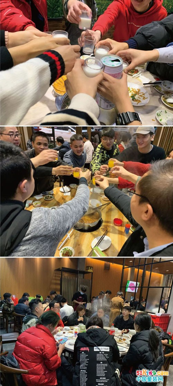 艾米艾门2021秋&羽绒新品发布会订单创新高,喜迎庆功宴
