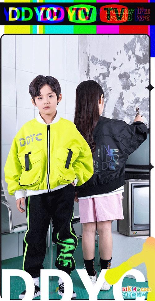 奇趣新世界 DODO豆豆衣橱21春大童形象大片