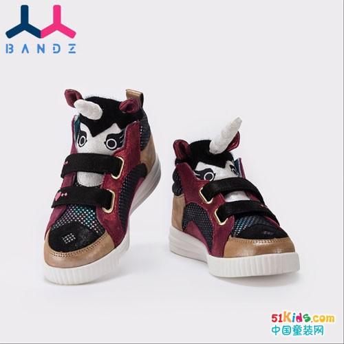 创造独属女孩的童鞋——BANDZ班队长神马款
