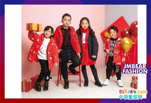 JMBEAR杰米熊新年耀红,温暖上线