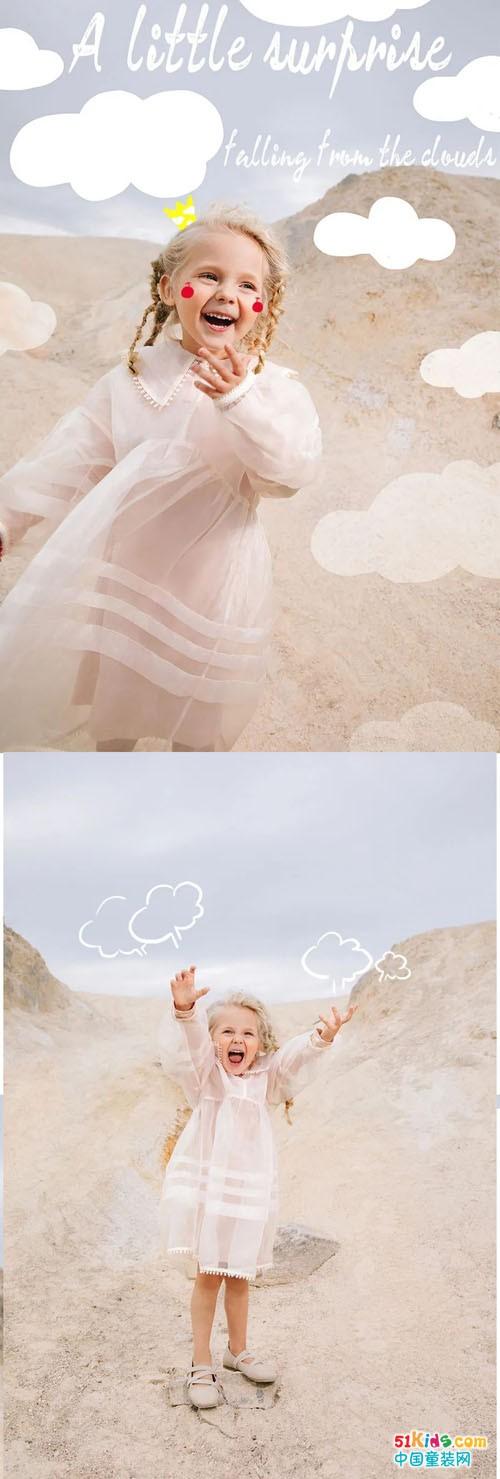 从云朵掉下来的小惊喜,这是属于春天的自由气息