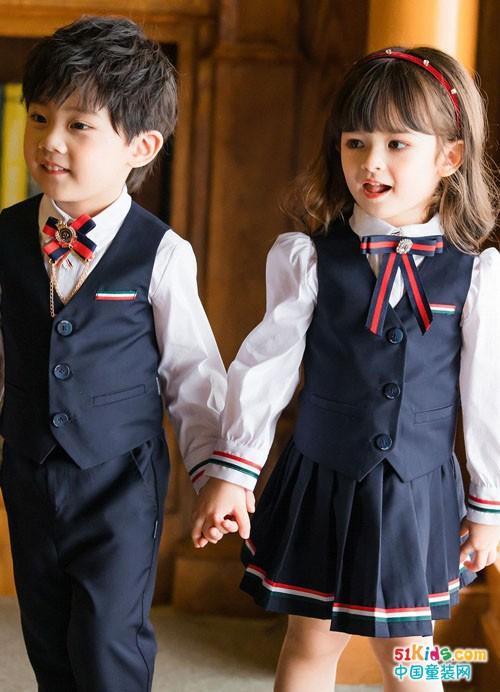 MINI KIDS|早春轻奢学院风大赏