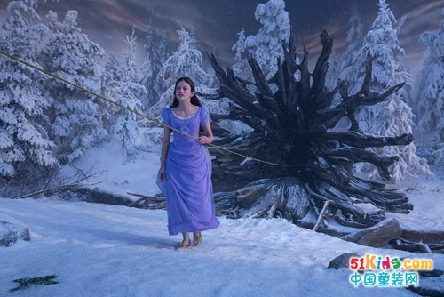 从童话里走出来的公主裙,美炸了!