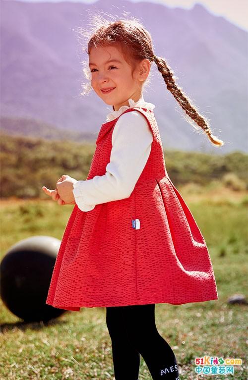 穿上这条裙子=将收红包的快乐定格