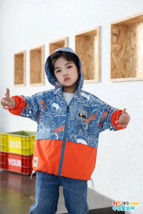 暖春开学季 1+2=3童装新品时尚来袭
