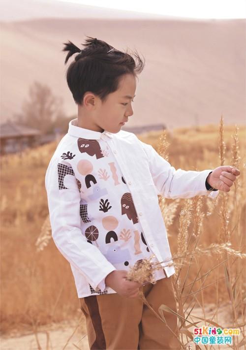 森虎儿穿出自己的时尚与品味,拥有自己的穿衣态度