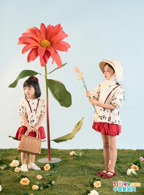 ULLU优露21/S丨装满车厘子的甜蜜与花朵的清香