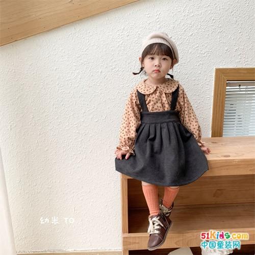 小女孩开学穿搭你get了吗?幼米女童时髦搭配来袭