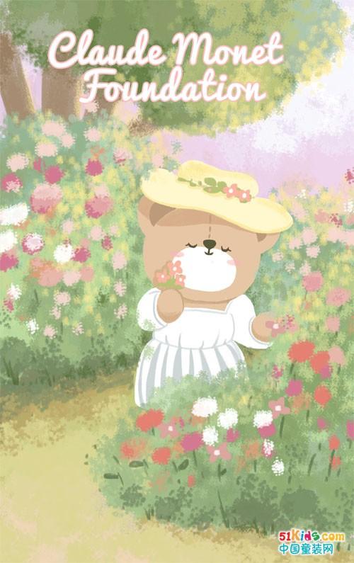 拉比上新丨小仙女,穿花衣