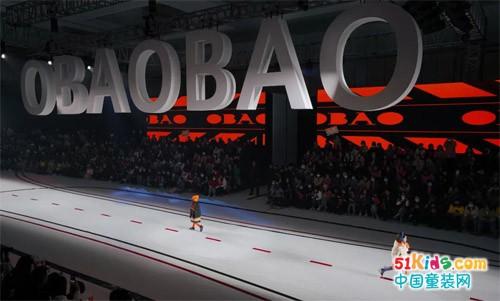 《我是冠军》OBAOBAO欧抱抱2021秋冬中国时尚秀