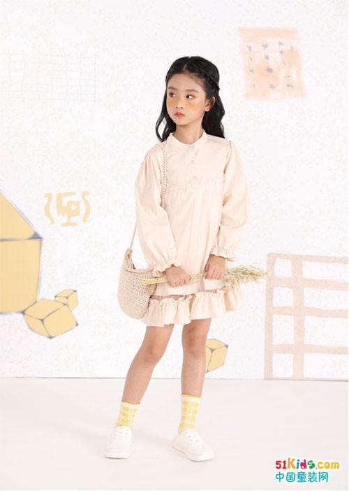 莳季童装丨坚持原创,为时尚发声
