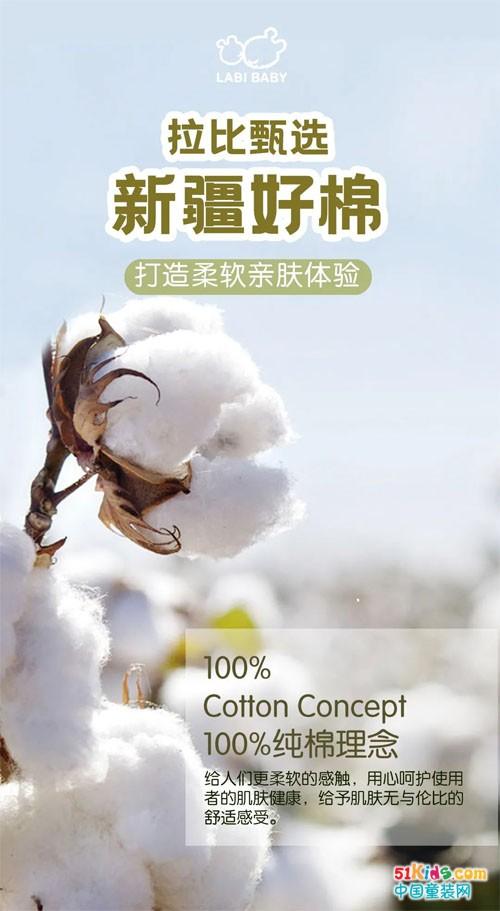 拉比LABIBABY:我支持新疆棉!