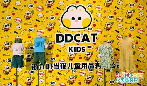 叮当猫参展深圳玩具动漫授权展 展示童装、玩具等IP形象