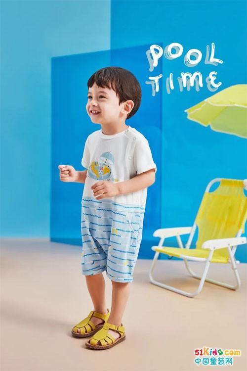 GB KIDS好孩子2021夏季新品上市丨专属夏日的美好记忆