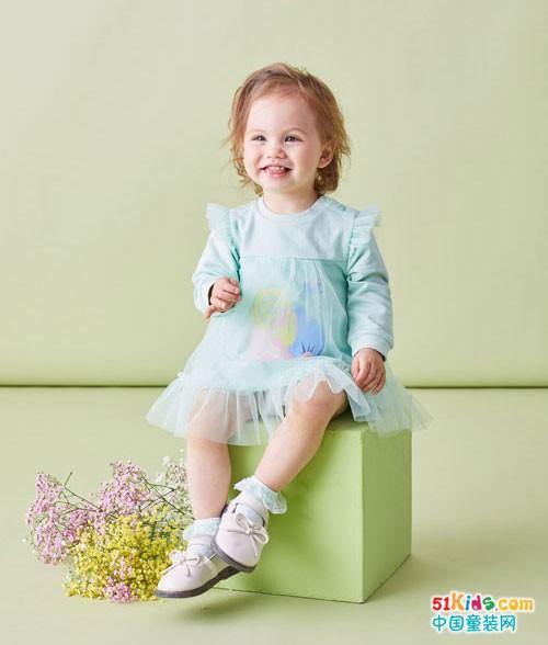 青蛙王子婴童新品推荐丨活泼可爱,气质满分