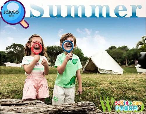 啾比乐2021夏季新品上市丨童趣的完美呈现