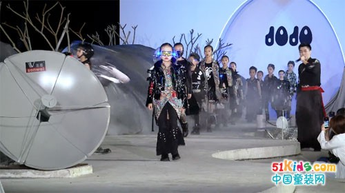"JOJOKIDS 2021秋季""天宫圣境""新品发布会圆满落幕!"