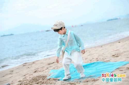 苏格马可丨每个孩子都有的蓝色海洋梦