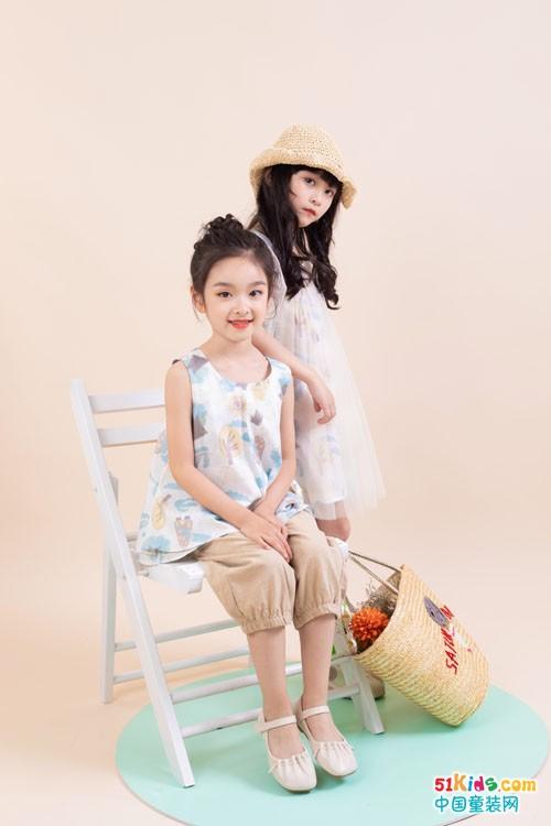 棉绘童装加盟,款式多、质量好、风格潮