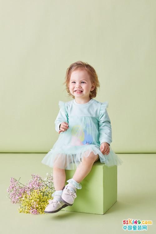青蛙王子21婴童新款,打造小朋友们自己的衣橱