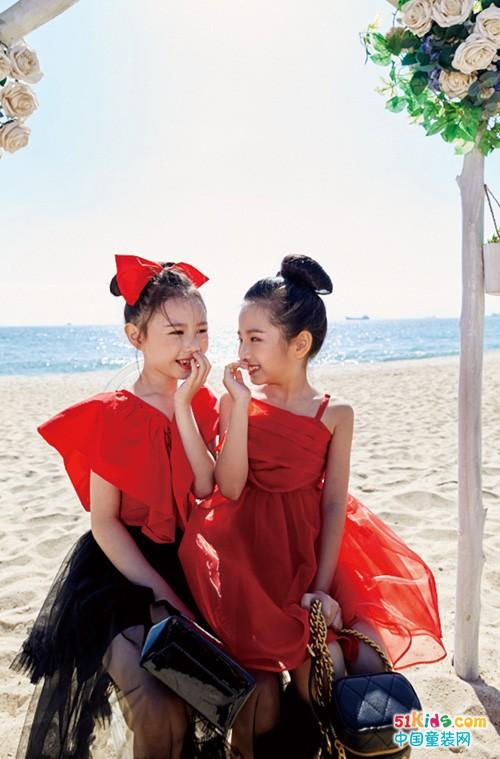 JOJO KIDS 2021夏季新品上市,借由童装创造愉悦的时尚形态