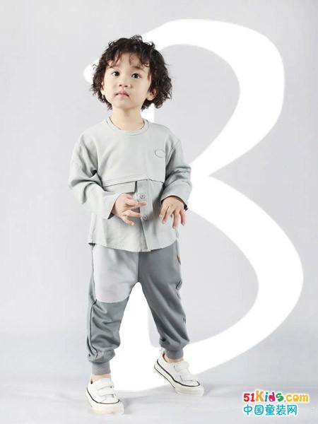 三木比迪男童长袖单品推荐 给宝宝极好的穿着体验