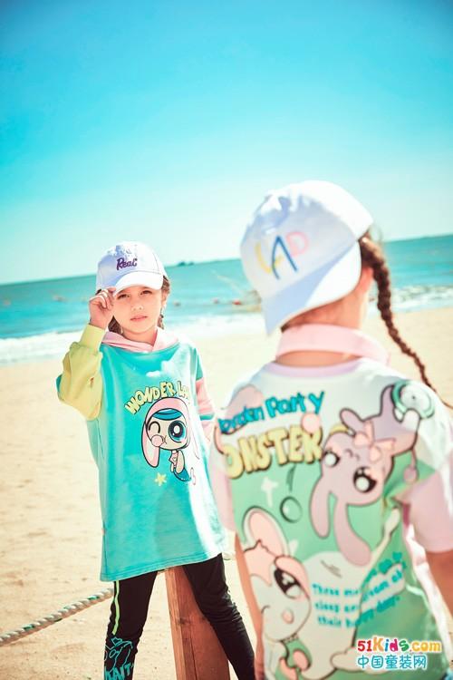 水孩儿:大人的夏天是燥热,孩子的夏天则具有活力